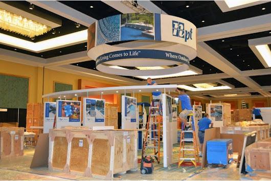 Trade Show Booth Tips and Advice for I&D smooth and Stress-Free Assembly and Teardown of Your Trade Show Booth