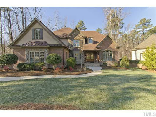 12313 The Gates Drive, Raleigh NC