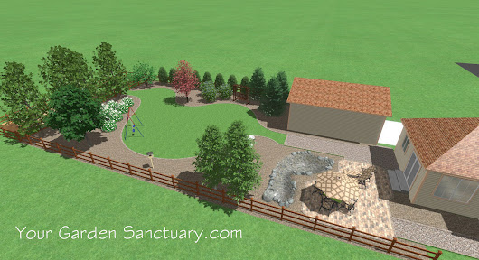 Ecological Landscape Design with a Prairie and Pond Part 1 of 2