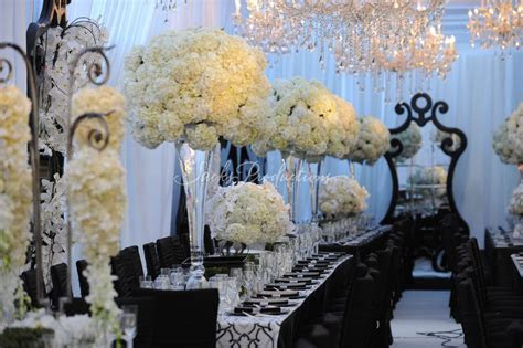 Big and little centerpieces!   Wedding Ideas   Kardashian