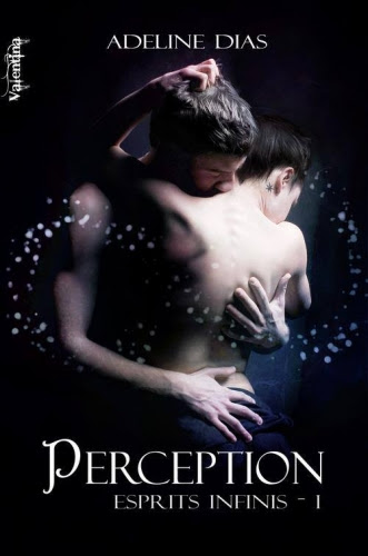 Couverture Esprits infinis, tome 1 : Perception