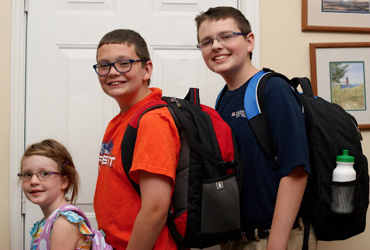 The First Day of School 2015