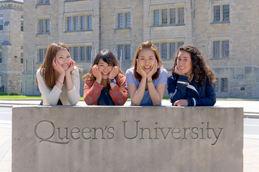 Queen's University School of English , Canada | College and University Search