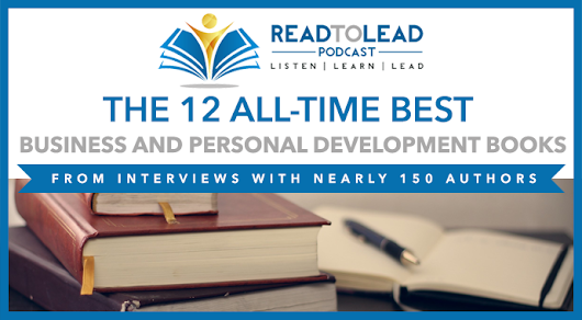 The 12 All-Time Best Business and Personal Development Books