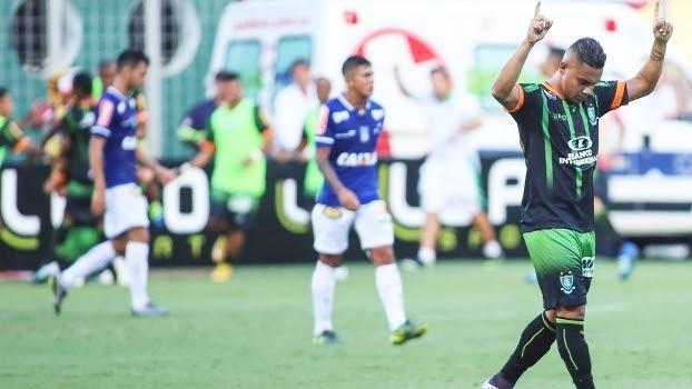 Resultado de imagem para América-MG x Cruzeiro