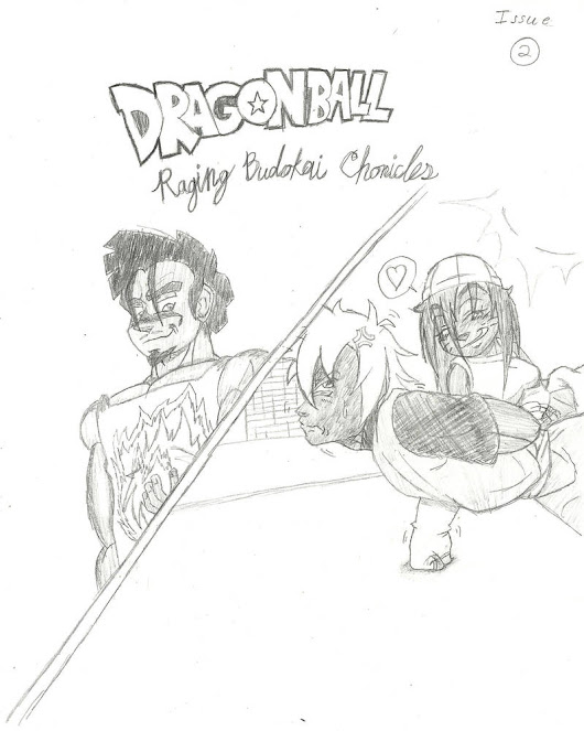 Dragonball Raging Budokai Chronicles: Preparations