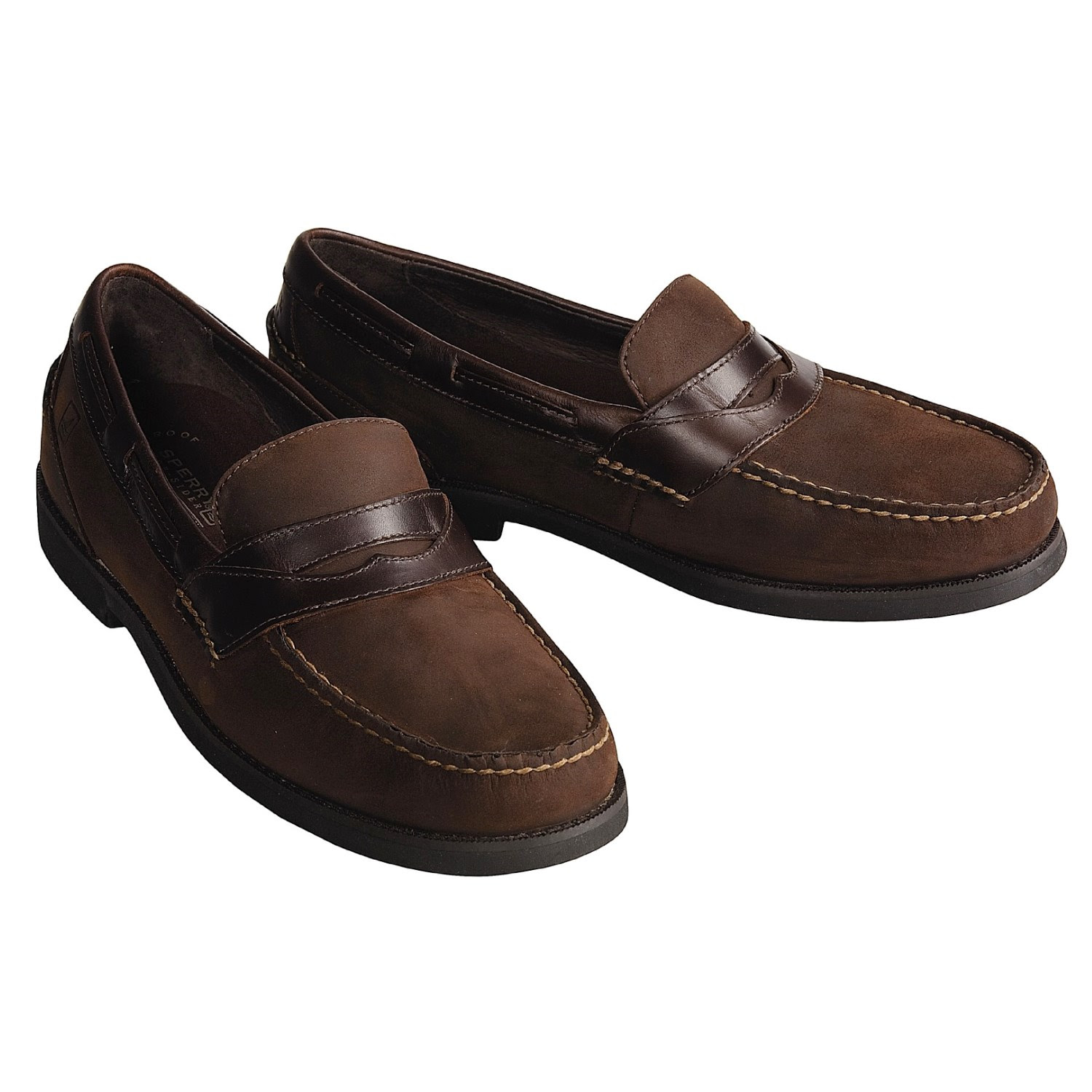 Sperry Top-Sider Seaport Penny Loafers (For Men) 95766