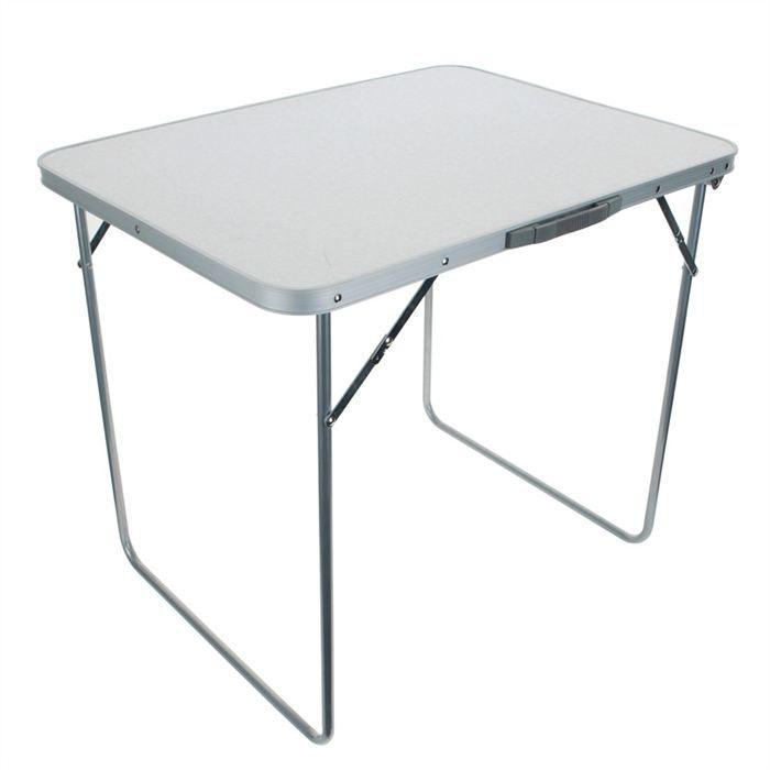 table et chaises de terrasse table de camping pliante pas cher. Black Bedroom Furniture Sets. Home Design Ideas