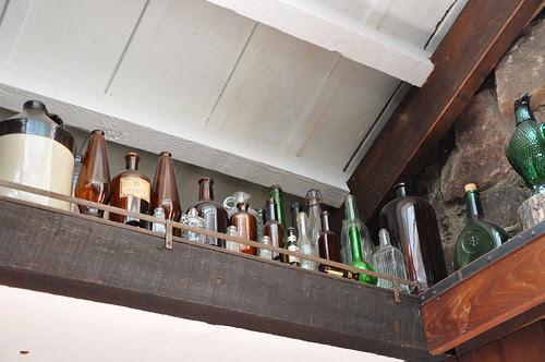 little cabin bottles