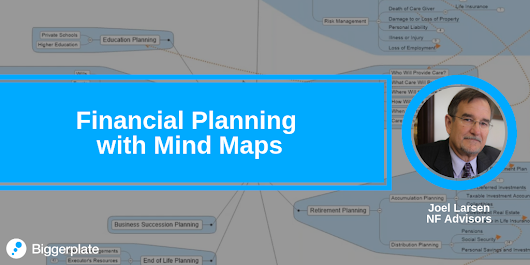 Financial Planning with Mind Maps