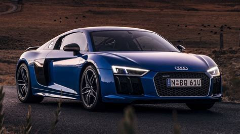 Tag For Audi r8 v10 plus black wallpaper hd : Daytona Grey Pearl Effect Audi R8 Spyder Black R8