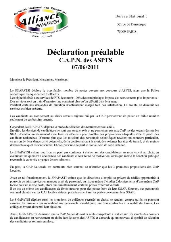 Lettre Demande De Mutation Externe Fonction Publique Territoriale - Exemple de Lettre