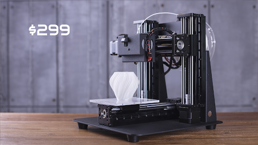 TRINUS - The Affordable All-Metal 3D Printer