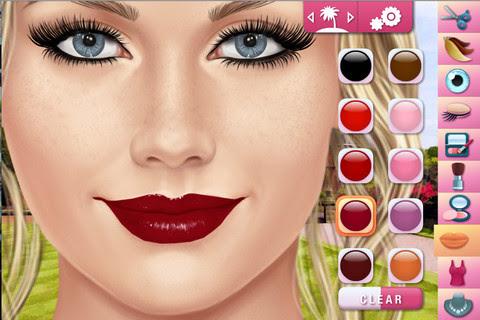 Makeup Games Real Faces Saubhaya