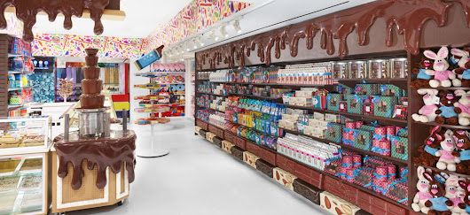 7 Things You Didn't Know About Dylan's Candy Bar