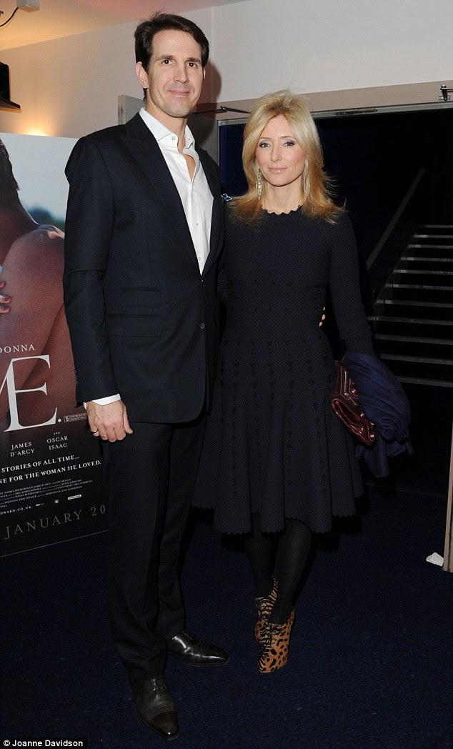 Um caso real: o príncipe Pavlos com sua esposa, a princesa Marie-Chantal da Grécia também tem em ação