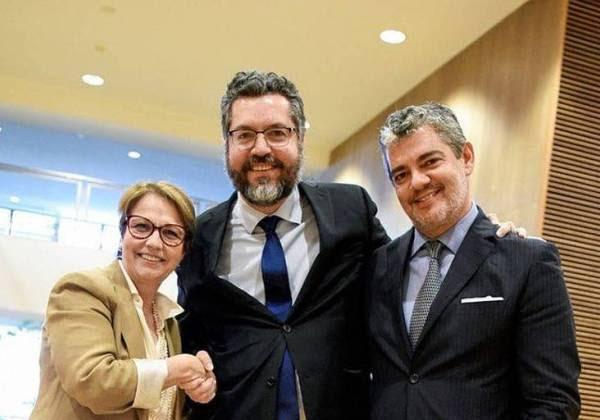 Foto: Divulgação/Itamaraty