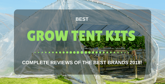 5 Best Grow Tent Kits: Complete Reviews Of The Best Brands 2018!