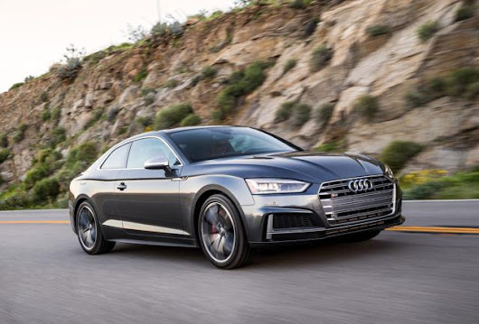 Audi Tears Open The Performance Envelope With New S And RS Models