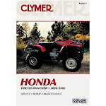 Honda Trx350 Rancher 00-06 - (Clymer Motorcycle Repair) 2 Edition by Penton (Paperback)