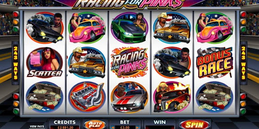 Microgaming casinos latest slot release zooms onto your screens this November! - Microgaming Online Casino