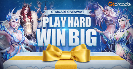 Play Hard, Win Big - Celebrate the Holidays in Your Favorite GTarcade Game!