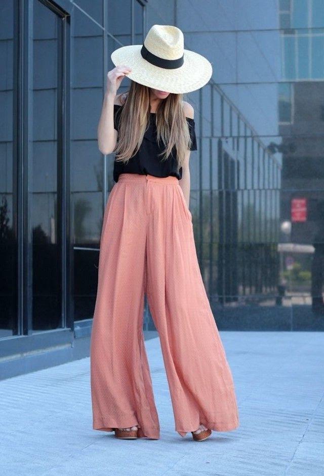 17 ways to wear palazzo pants 2020  fashiontasty