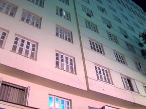 Atriz foi achada em hotel em Belo Horizonte (Foto: Reprodução/ TV Globo)
