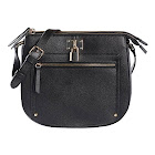 Hilary Radley Maya Crossbody, Black
