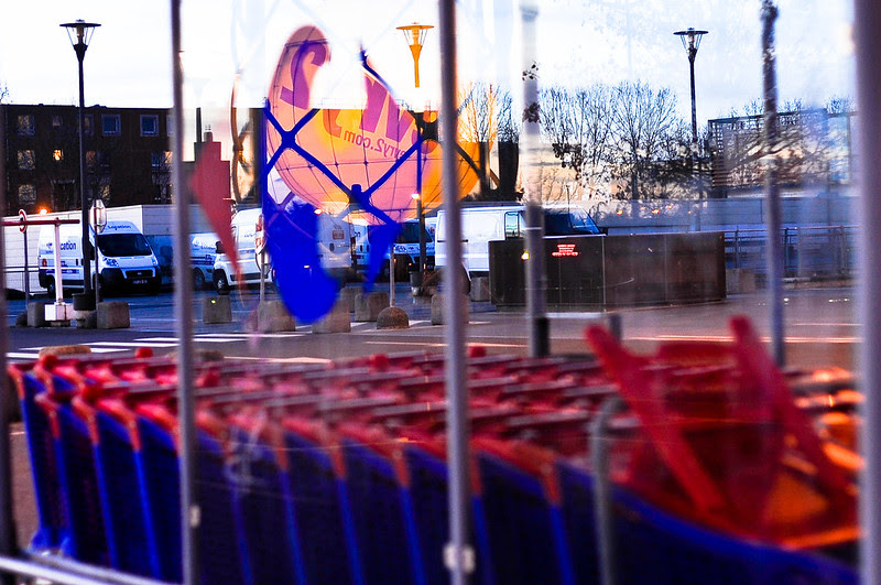 Evry Daily Photo - Reflet Aerophare Evry2