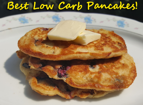 Best Low Carb Pancake & Waffle Mix (I'm Sold!)