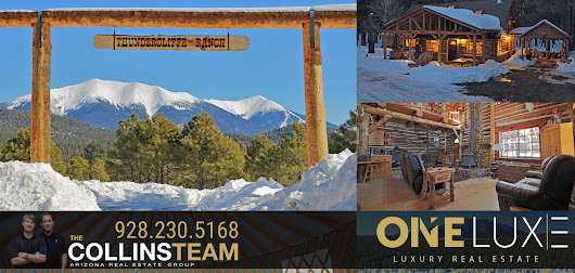 Off Grid Luxury Cabin for Sale in Flagstaff: 16587 N Thundercliffe Way