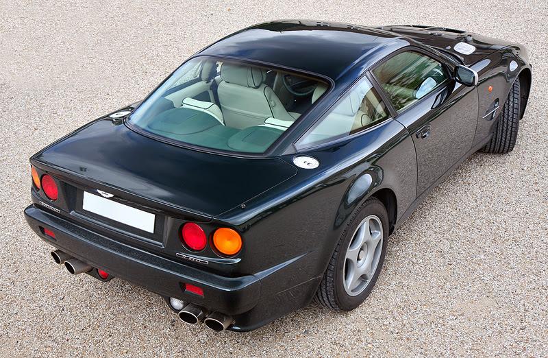 1998 Aston Martin V8 Vantage V600 Engine Best Auto Cars Reviews