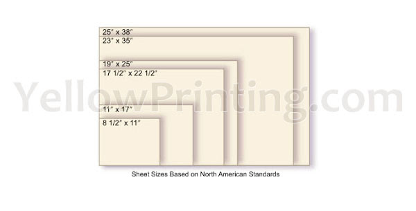 paper USA standard