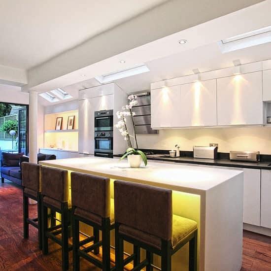 Kitchen lighting ideas and modern kitchen lighting - HOUSE ...