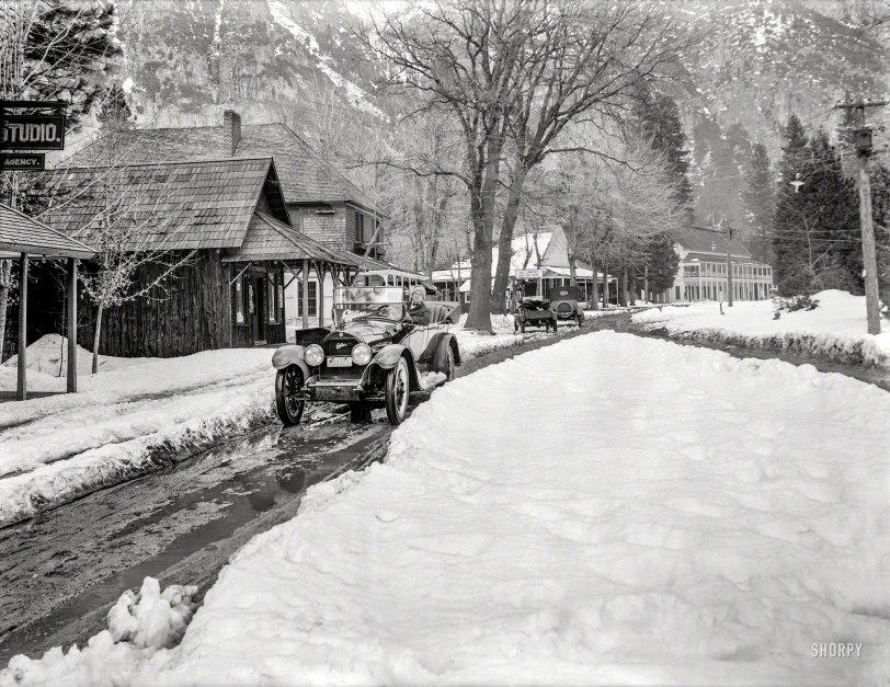 Yosemite Cadillac: 1919