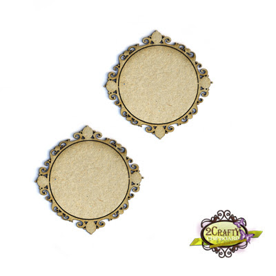 Frames Tiny Vivian's (unit of 3)
