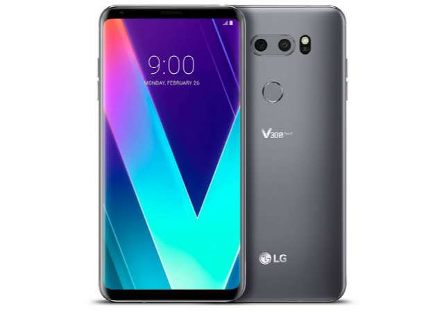LG V30S ThinQ with Vision AI and Voice AI Tech, 6GB RAM Announced