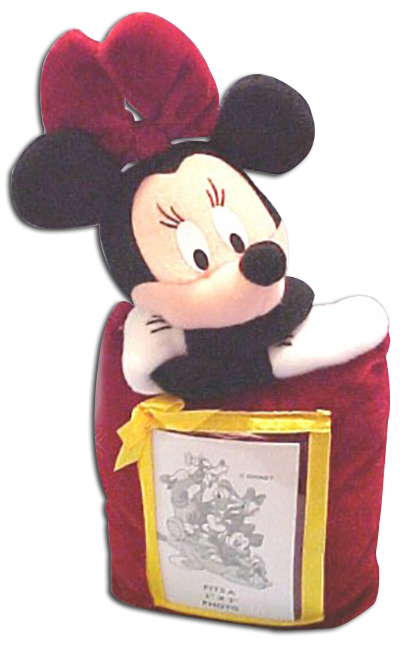 Cuddly Collectibles Disneys Mickey And Minnie Mouse Picture