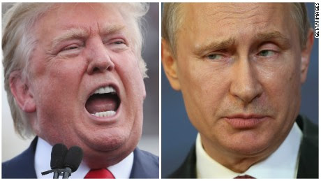 What Trump says -- and what Putin hears
