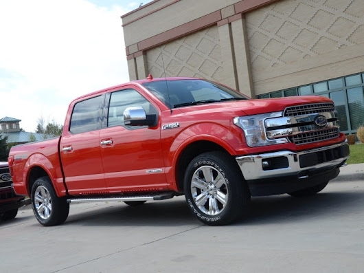 Ford F-150 Production Should Resume on Friday