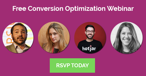 Webinar - CRO Strategies That Will Give You An Unfair Advantage In Doubling Your Leads