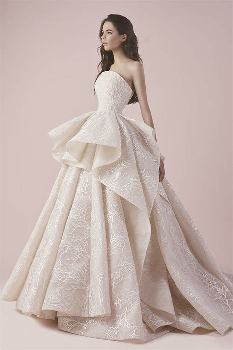 Saiid Kobeisy 2018 Bridal Collection   ElegantWedding.ca