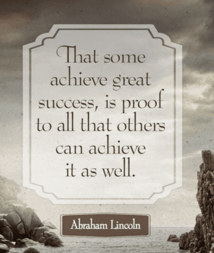 70 Famous Abraham Lincoln Quotes