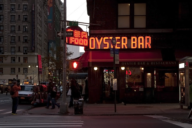 Oyster Bar, nyc