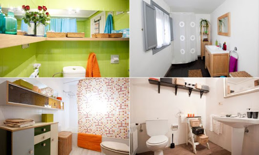Ideas de Decogarden para renovar el baño - Decogarden