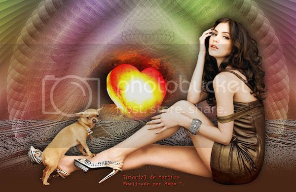 Hebe Salgado- Luna para mi by Maritos