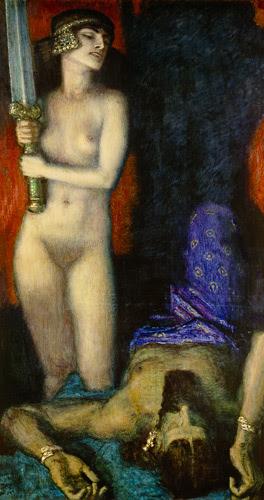 Image: Franz von Stuck - Judith