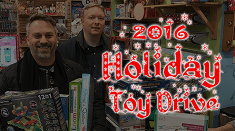 WebRanking's 5th Annual Holiday Toy Drive | WebRanking