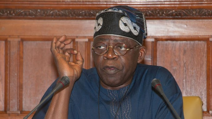 Asiwaju Bola Ahmed Tinubu in the statement dismissed the rumored presidential ambition in 2023